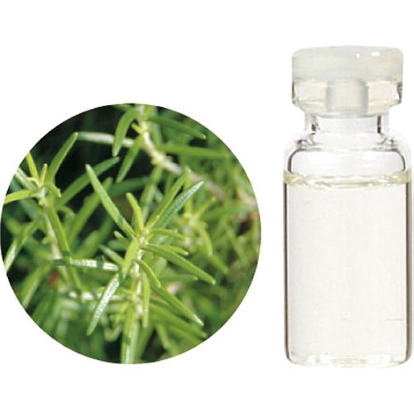 提出する草移動生活の木 Cローズマリー シネオール エッセンシャルオイル 3ml