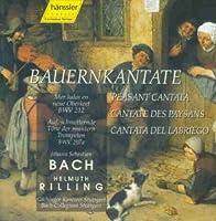 Cantata.207, 212: Rilling / Bach Collegium Stuttgart