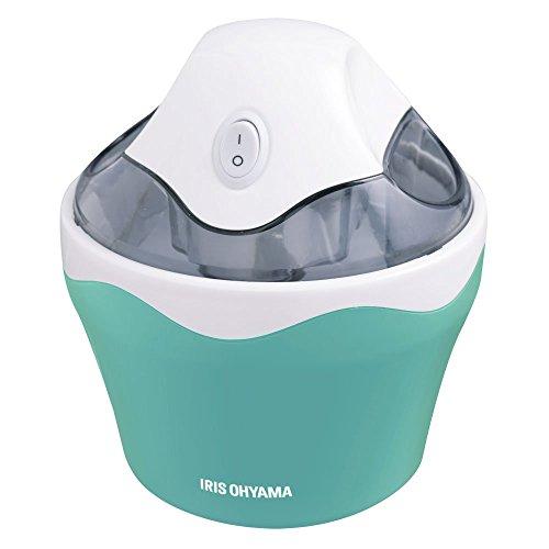 アイリスオーヤマ アイスクリームメーカー バニラミント ICM01-VM