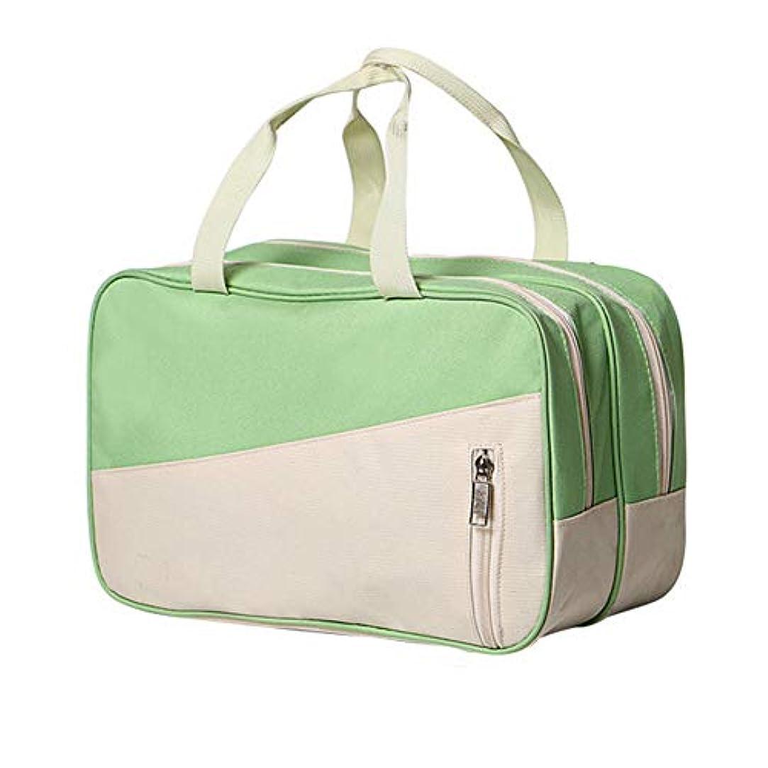 今日非行横に化粧品袋 防水ポータブルハンギング大容量旅行男性女性オックスフォードポーチ多機能化粧品化粧オーガナイザートイレタリーバッグ