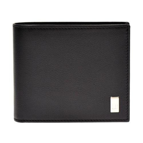 [ダンヒル] Dunhill 二つ折り財布(小銭入れ付) 【並行輸入品】 QD3070 BLK (ブラック)