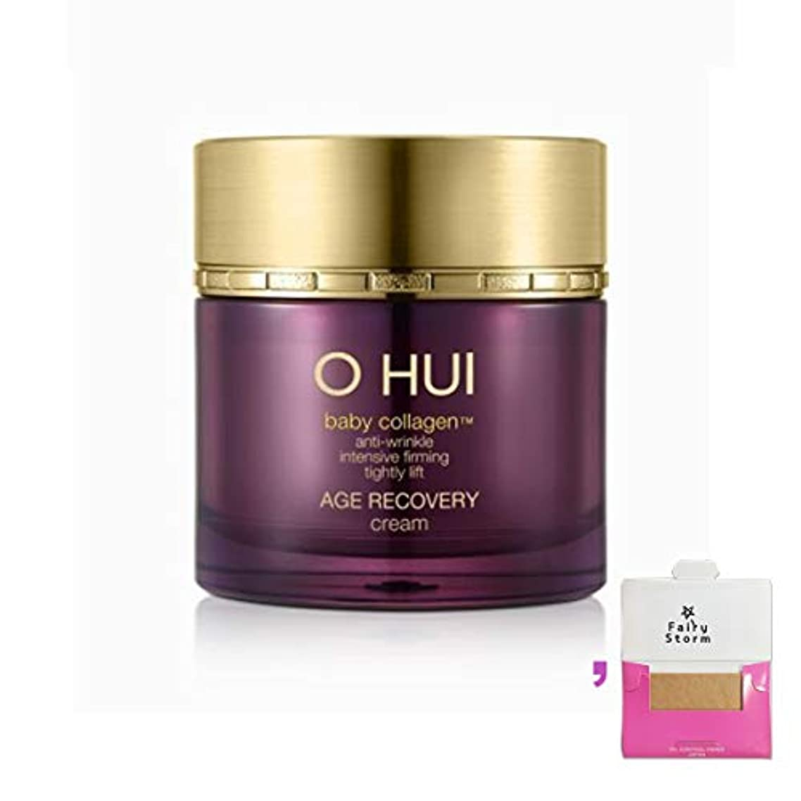 コンテンポラリー寝具眠り[オフィ/ O HUI]韓国化粧品 LG生活健康/オフィ エイジ リカバリー クリーム/O HUI AGE RECOVERY CREAM 50ml+ [Sample Gift](海外直送品)