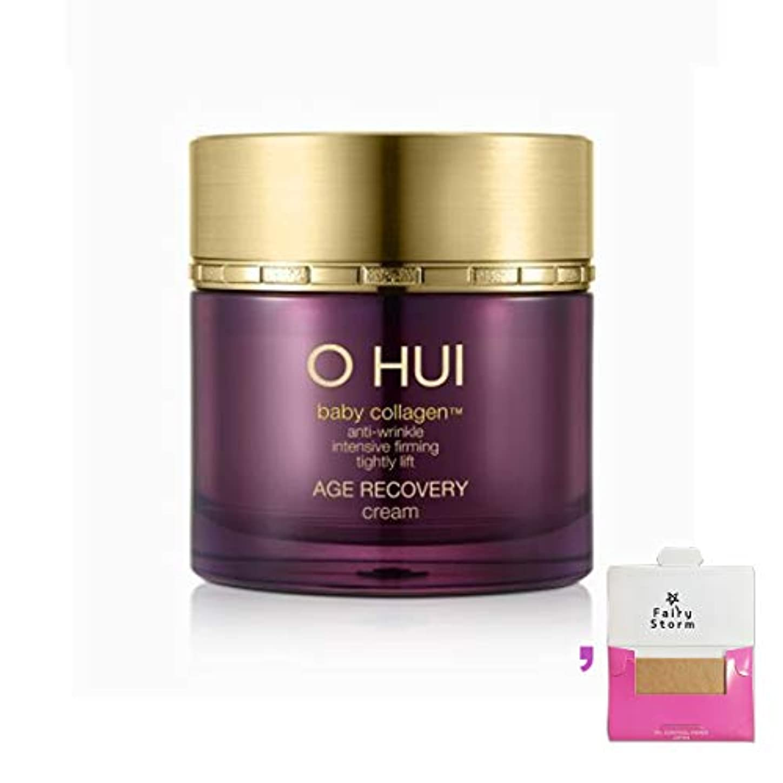 ロゴトチの実の木戦う[オフィ/ O HUI]韓国化粧品 LG生活健康/オフィ エイジ リカバリー クリーム/O HUI AGE RECOVERY CREAM 50ml+ [Sample Gift](海外直送品)