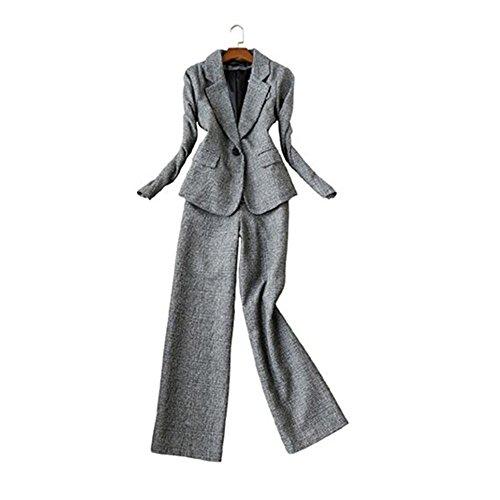 ファションヤパンツスーツ2点セットサイズ感: 小さめ (42%)