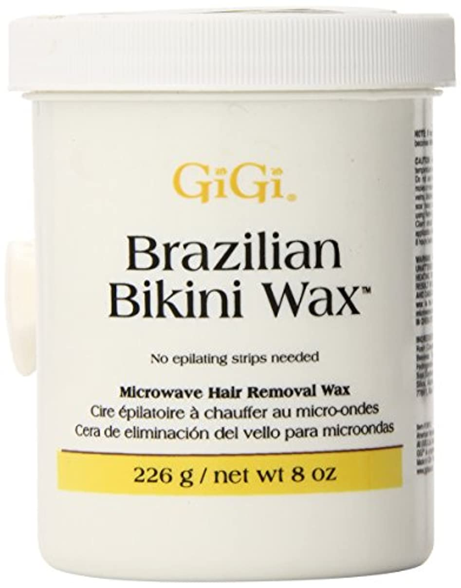 質量黒人適度なGIGI Brazilian Bikini Wax Microwave-GG0912 (並行輸入品)