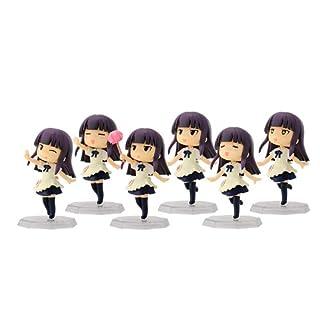 WORKING!! きゃらめにぃシリーズ キタコレ! 山田葵だいさくせんセット PART-1 (PVC塗装済み完成品)