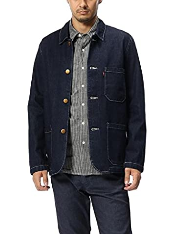 Levi's Engineer's Coat 19294: 0000 Rinse Denim