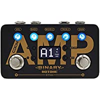HOTONE BINARY AMP CDCMデュアルDSP・アンプ・シュミレーター[国内正規品]