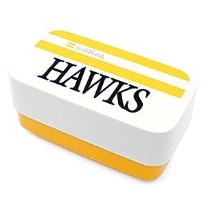 SoftBank HAWKS(ソフトバンクホークス) 福岡ソフトバンクホークス弁当箱(球団旗)