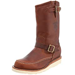 Chippewa 11 in Moc Engineer Boot