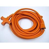 Dream Link(ドリームリンク) 電動油圧式薪割機7tクラスにぴったり 延長コード 15A対応 10M