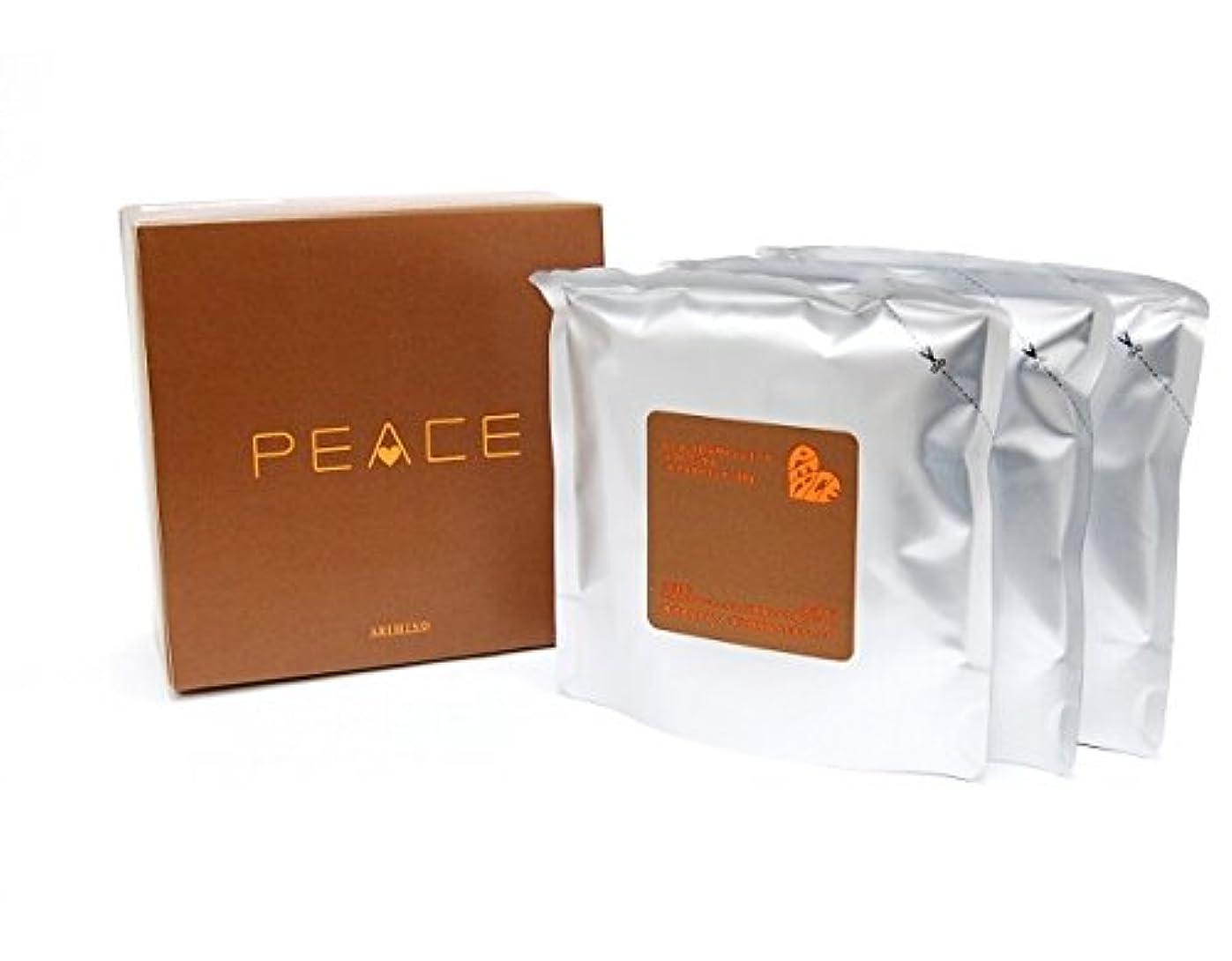 平和な選択グレートバリアリーフピース プロデザインシリーズ ソフトワックス カフェオレ リフィル 80g×3