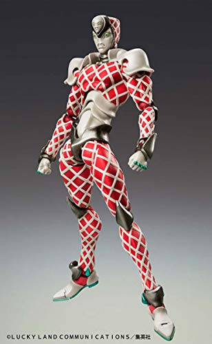 超像可動 『ジョジョの奇妙な冒険 第五部』K・C 約170mm PVC&ABS&ナイロン 塗装済み可動フィギュア