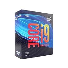 INTEL Core i9 - 9900KF 3.6 GHz 16MB キャッシュ 8コア/16スレッド LGA1151 BX80684I9900KF 【BOX】