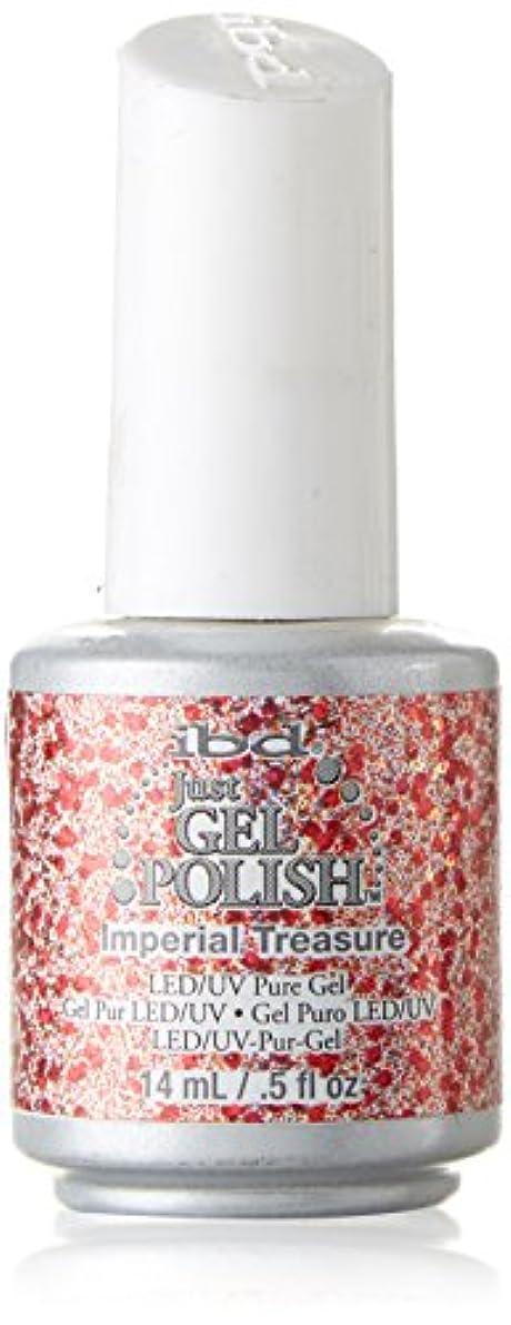 祝福コットンバイオリニストIBD Just Gel Polish - Imperial Treasure - 0.5oz / 14ml