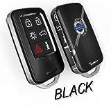 Dsquared Volvo キーケース 黒  XC60/S80/S60/V60/V40/高級キーケース