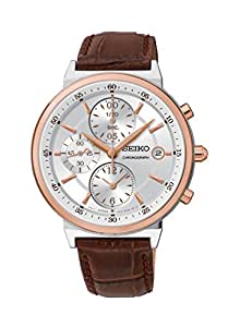 Seiko Quartz SNDW48P2 - Unisex Watch
