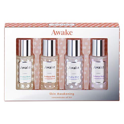 アウェイク(AWAKE) アウェイク(AWAKE) スキンアウェイクニング コンセントレイトオイル キット (10mL × 4個)
