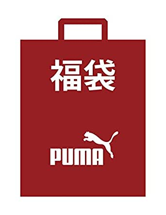 (プ-マ)PUMA 【福袋】メンズソックス5足セット 2822033  マルチカラー 25-27cm