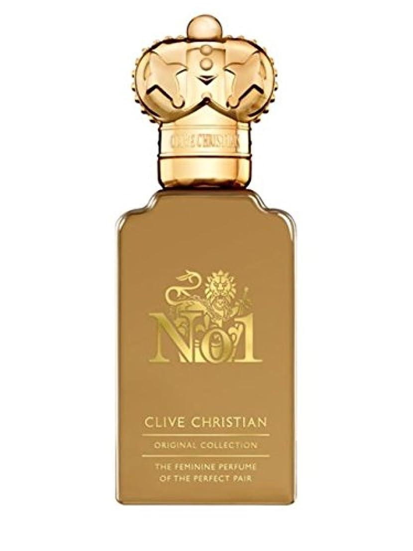 ダニヤギ見えるClive Christian No 1 (クライブ クリスチャン ナンバーワン) 1.6 oz (48ml) Perfume Spray for Women