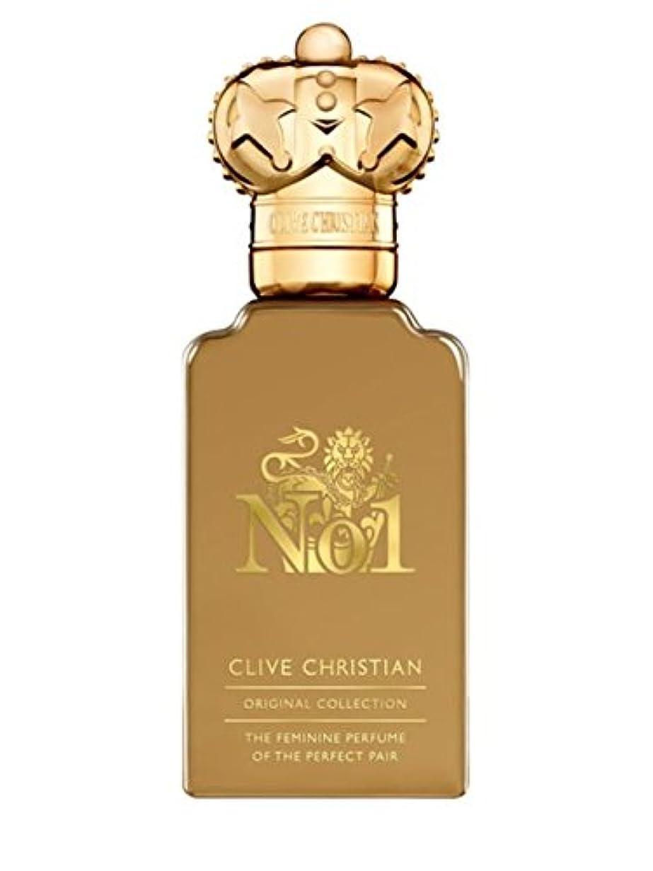 眠っている社会学投票Clive Christian No 1 (クライブ クリスチャン ナンバーワン) 1.6 oz (48ml) Perfume Spray for Women