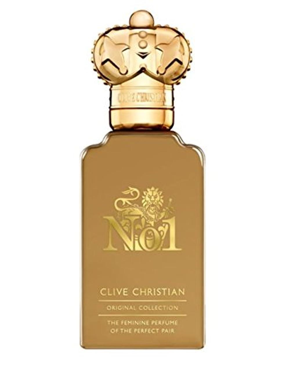 湿度訪問博物館Clive Christian No 1 (クライブ クリスチャン ナンバーワン) 1.6 oz (48ml) Perfume Spray for Women