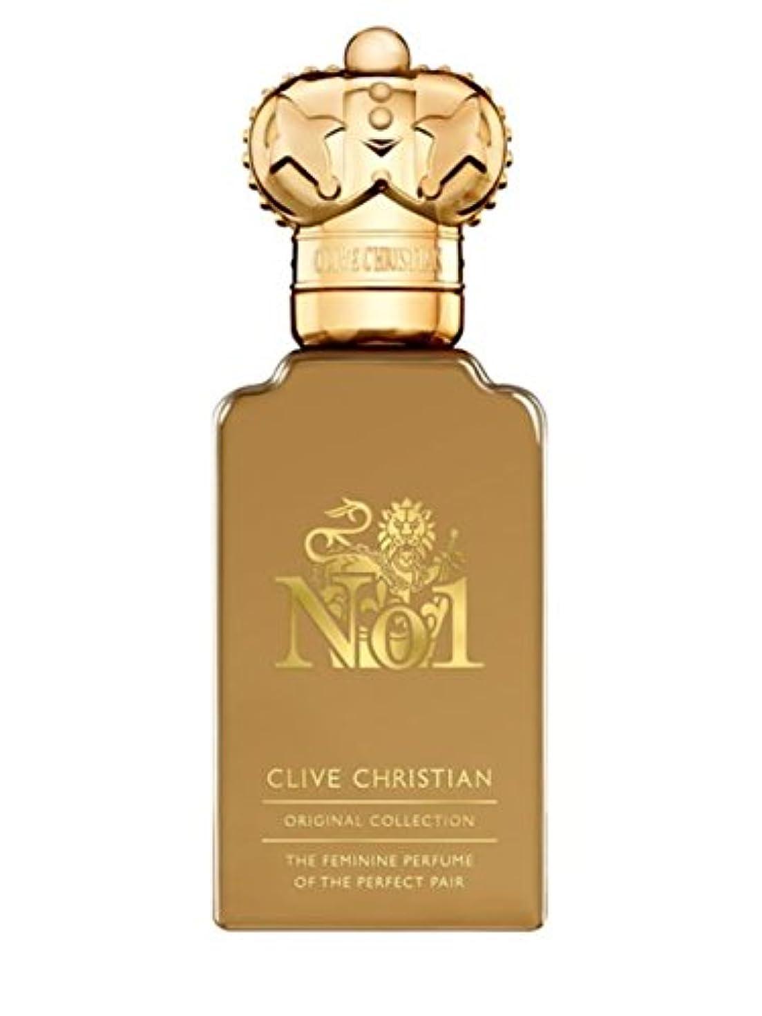 暴露するに付ける船乗りClive Christian No 1 (クライブ クリスチャン ナンバーワン) 1.6 oz (48ml) Perfume Spray for Women