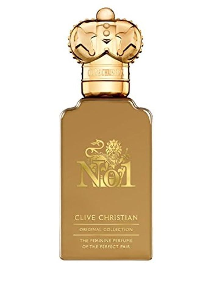 神話容器バッグClive Christian No 1 (クライブ クリスチャン ナンバーワン) 1.6 oz (48ml) Perfume Spray for Women