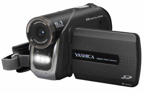 YASHICA 503万画素デジタルビデオカメラ DVC507