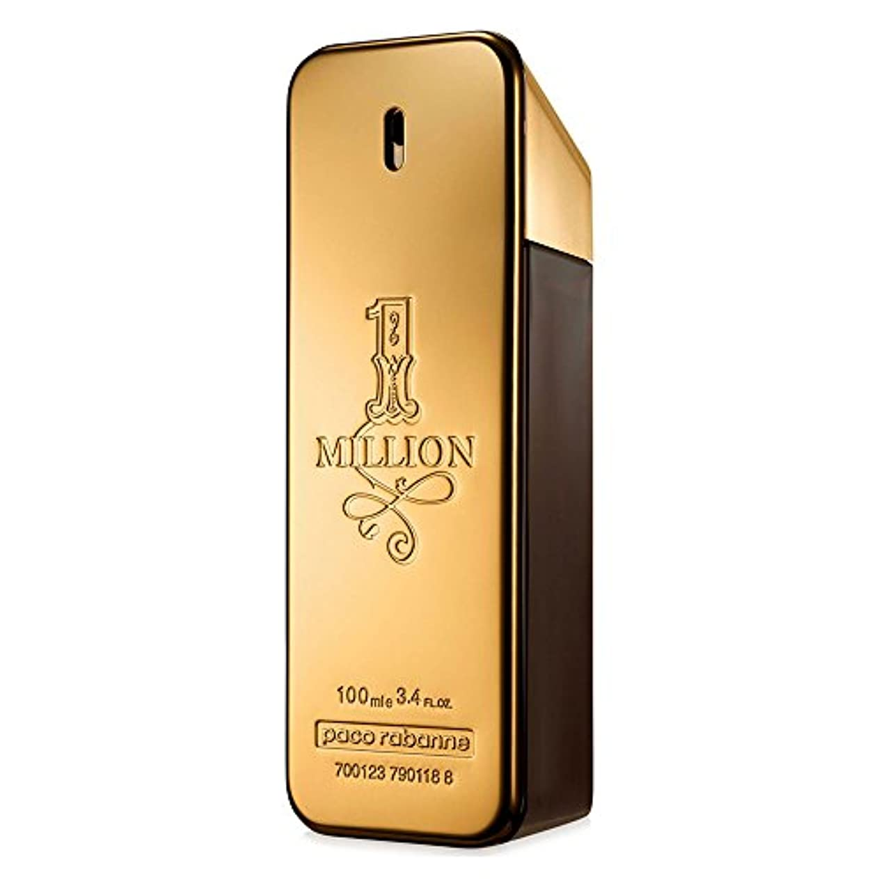 原理リベラルケニア[Paco Rabanne] 1 Million 100 ml EDT SP