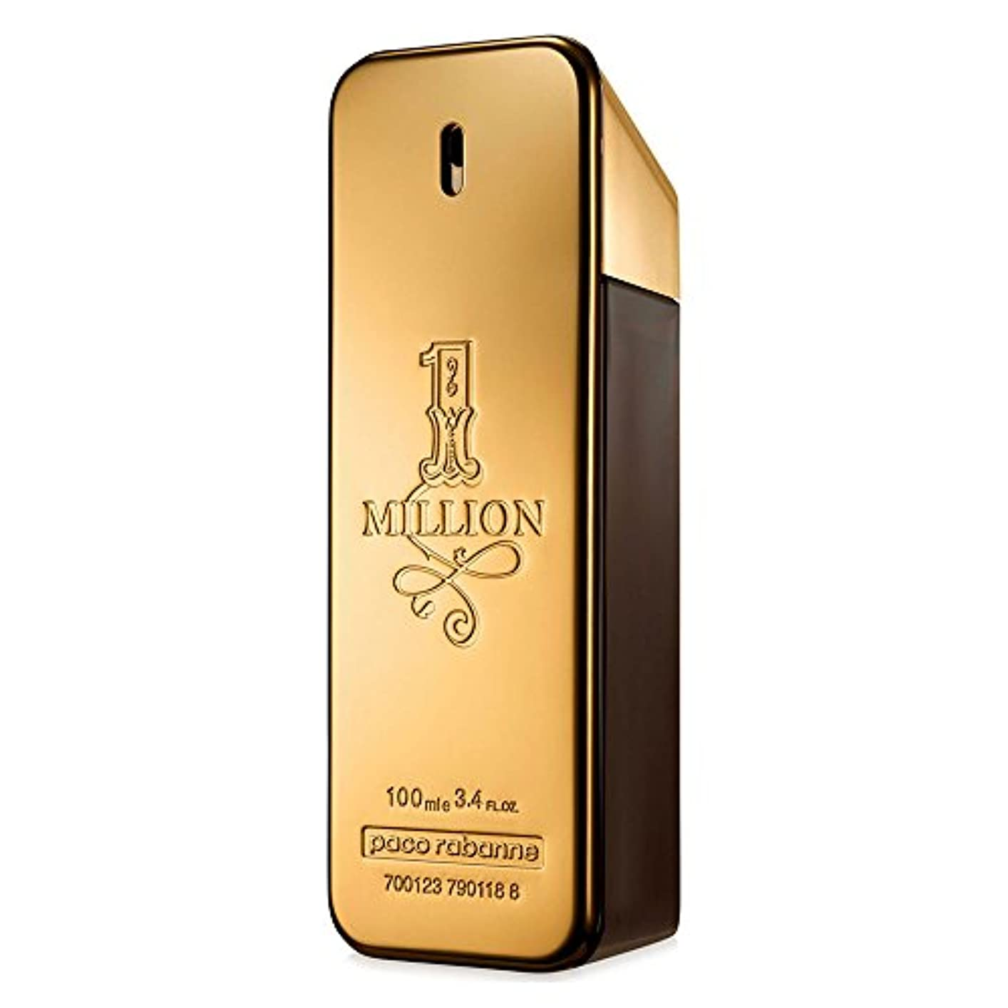 キャップ伝記パネル[Paco Rabanne] 1 Million 200 ml EDT SP