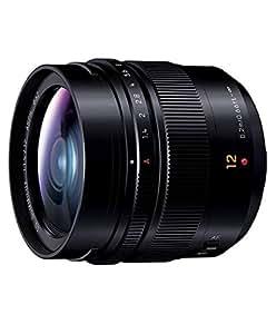 パナソニック 単焦点 広角レンズ マイクロフォーサーズ用 ライカ DG SUMMILUX 12mm/F1.4 ASPH. H-X012