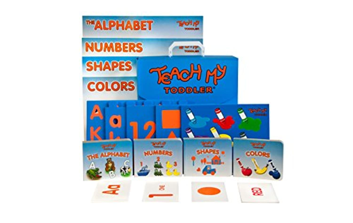 Teach My Toddler Learning Kit by Teach My -Toys