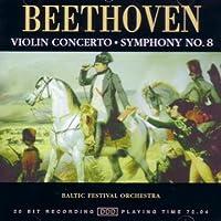 Beethoven: Violin Conc/Sym 8