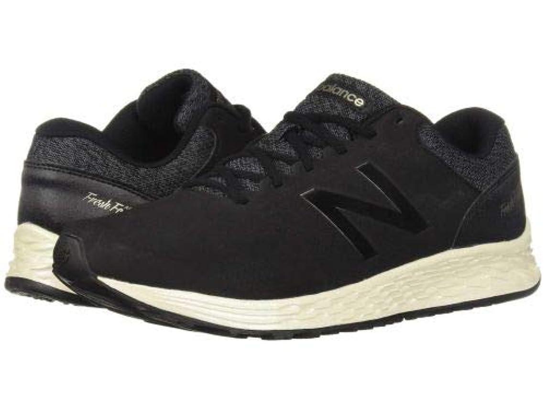 西厳に応じてNew Balance(ニューバランス) レディース 女性用 シューズ 靴 スニーカー 運動靴 Fresh Foam Arishi Luxe - Black/Magnet/Light Gold Metallic [並行輸入品]