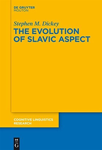 The Evolution of Slavic Aspect (Cognitive Linguistics Research [CLR])