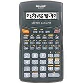 シャープ ピタゴラス スタンダード関数電卓 測量士試験・土地家屋調査士試験対応 68関数・機能 10桁 EL-501E-X