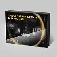 【早期購入特典あり ブルーレイ ver】 WANNA ONE WORLD TOUR ONE:THE WORLD IN SEOUL BLU-RAY