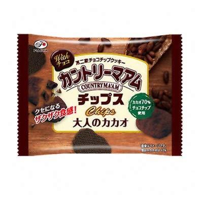 Withチョコカントリーマアムチップス(大人のカカオ)の通販の画像