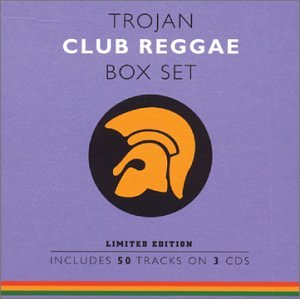 Trojan Club Reggae Box Set (Spec)