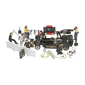 タミヤ 1/20 グランプリコレクションシリーズ No.63 モータースポーツチームセット 1970-1985 プラモデル 20063