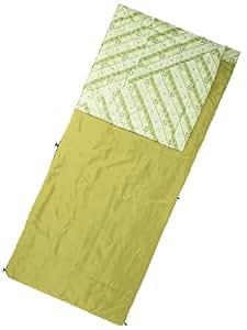 コールマン 寝袋 コージースリーピングバッグ/C15 [使用可能温度10度] ライムグリーン 2000016932