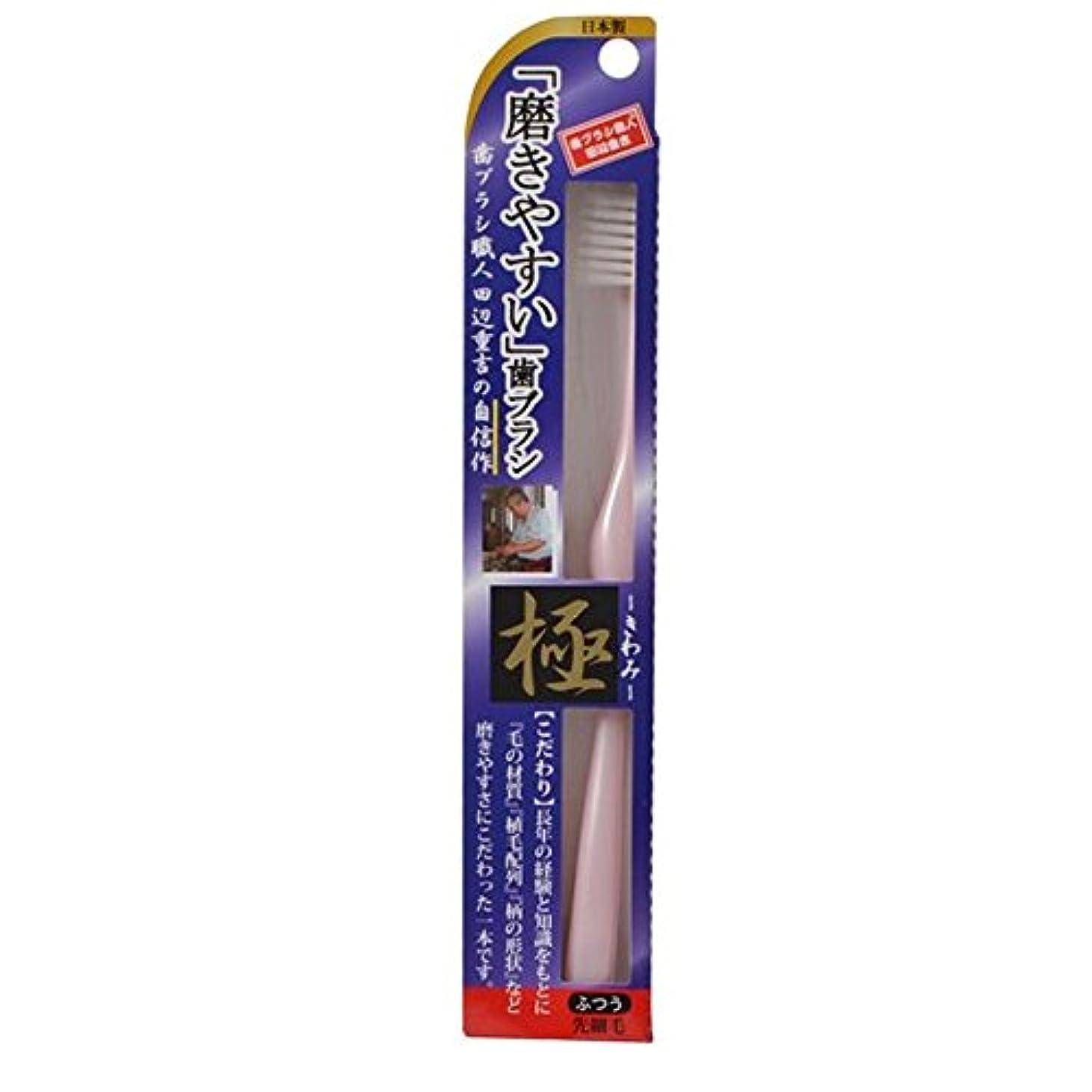 郵便腰モンスター磨きやすい歯ブラシ極 LT-22