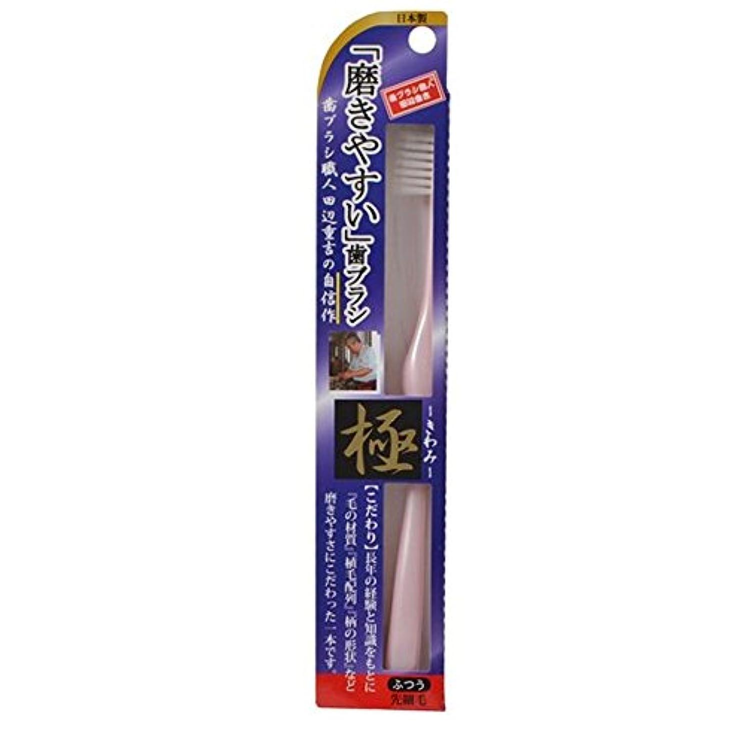 マチュピチュキャプテンブライ恐れ磨きやすい歯ブラシ極 LT-22