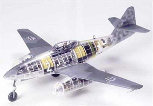 1/48 傑作機 No.91 1/48 メッサーシュミット Me262 A-1a (クリヤーエディション) 61091