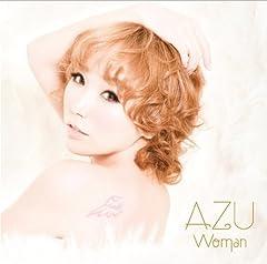 AZU「With You」の歌詞を収録したCDジャケット画像