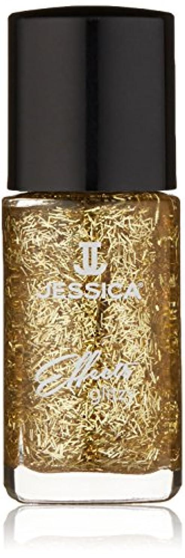 ほんの前売悲惨Jessica Effects Nail Lacquer - Gold Digger - 15ml / 0.5oz