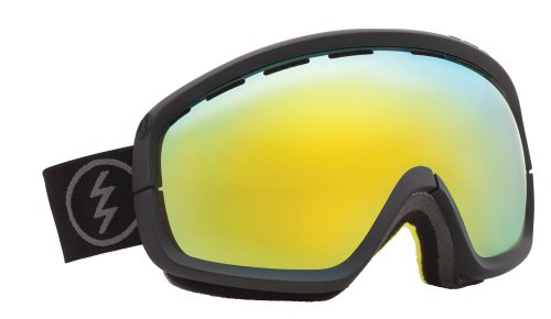Electric EGB2s Snow Goggle, Eclipse, Bronze/Gold Chrome by Electric California