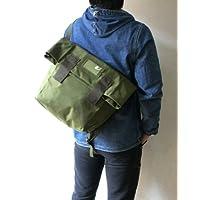 北欧デンマーク製 2WAY防水メッセンジャーバッグ