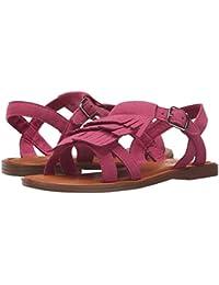 [Polo Ralph Lauren(ポロラルフローレン)] キッズサンダル?靴 Alana (Little Kid/Big Kid) Pink Microfiber 3 Little Kid (21cm) M